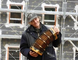 Visite du chantier …à la découverte de notre future Pension de Famille L'atelier