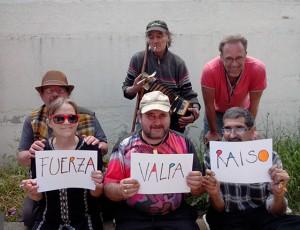 La Pension de Famille L'Atelier se mobilise pour venir en aide aux victimes de l'incendie qui a touché la ville de Valparaíso (Chili)