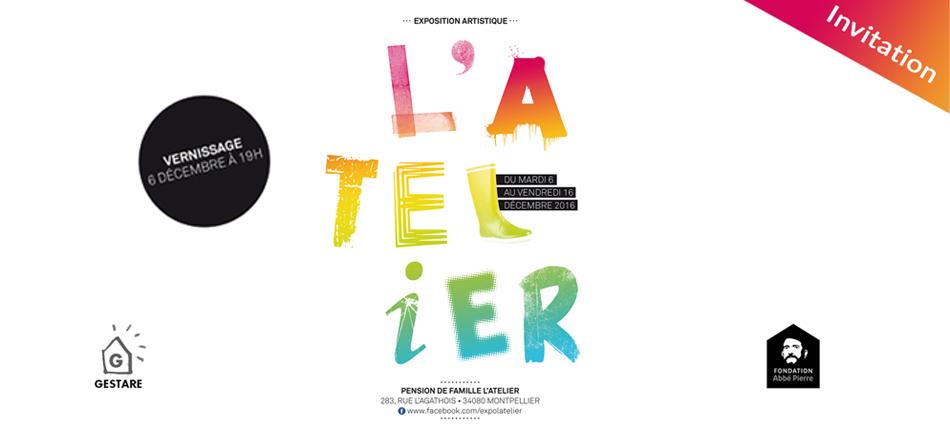 Exposition Artistique L'Atelier
